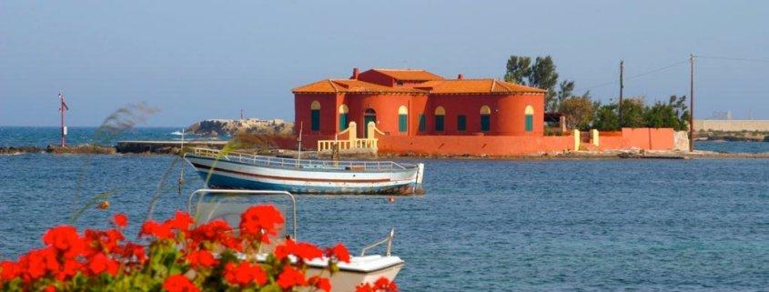 Marzamemi seaside village