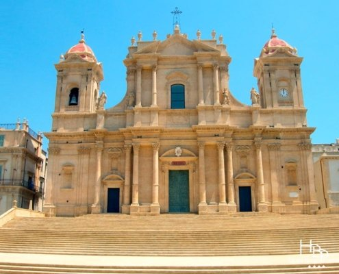 the town of Noto
