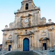 Palazzolo Acreide - Église de San Sebastiano