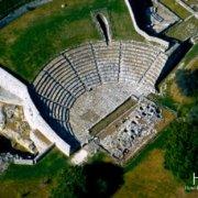 Palazzolo Acreide - théâtre grec