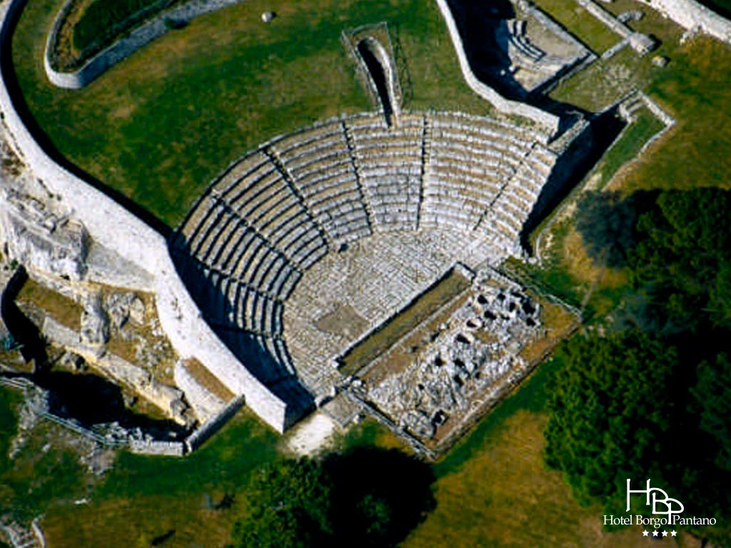 Palazzolo Acreide Greek theater