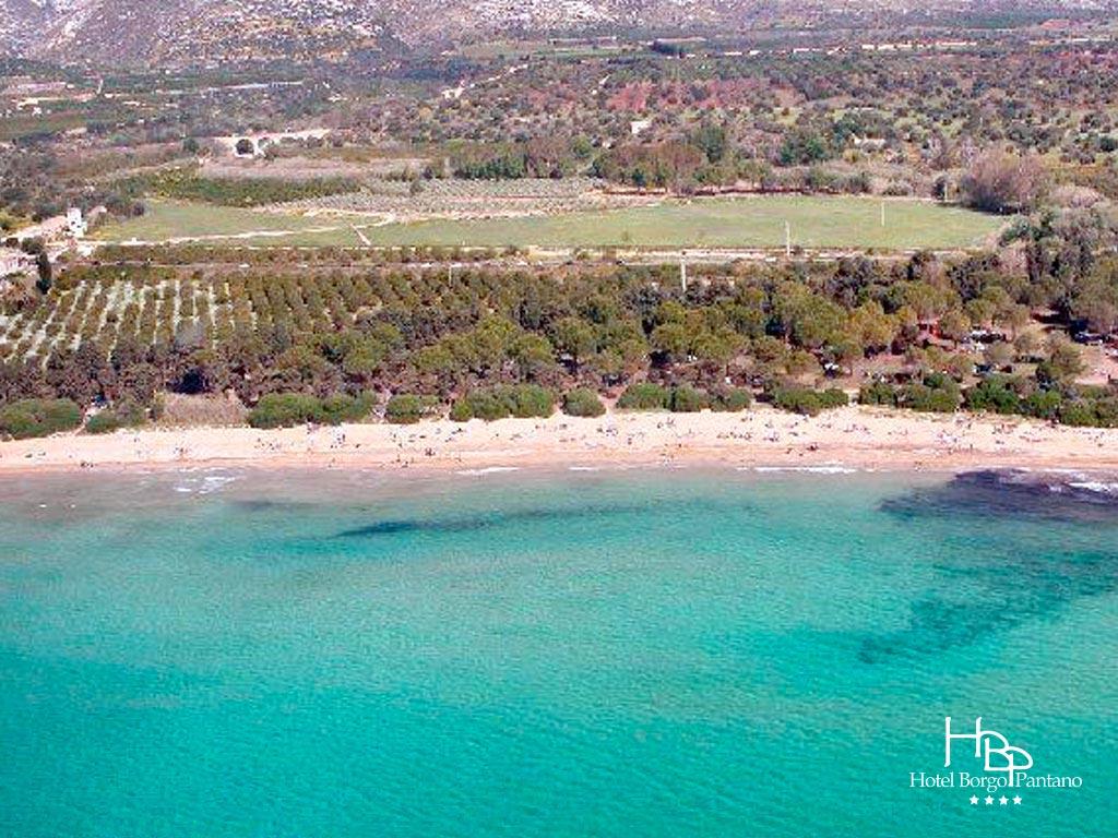 Spiaggia Pineta Gelsomineto