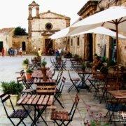 Marzamemi - square