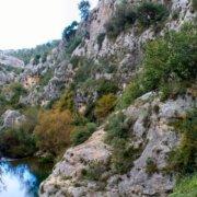 Pantalica - river Anapo