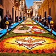 Flower Festival of Noto