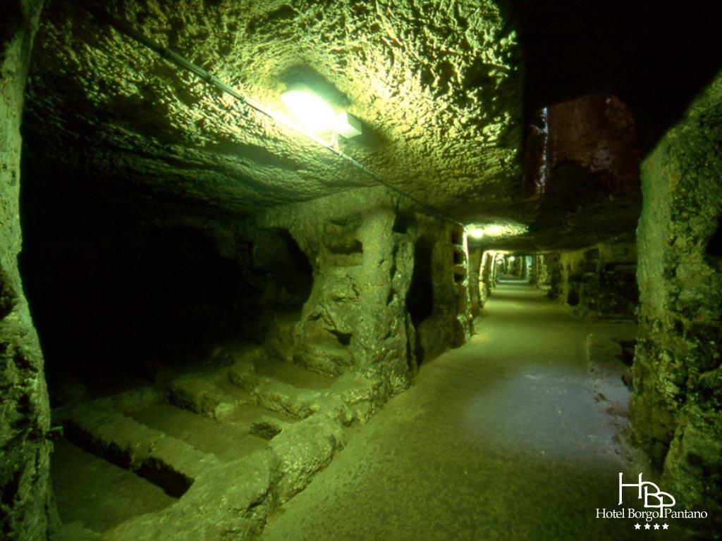 Siracusa catacombe