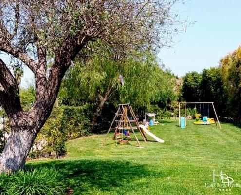 area giochi Hotel Borgo Pantano