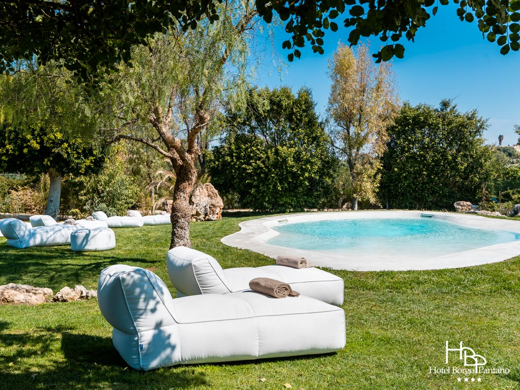 Bio-pool Hotel Borgo Pantano Fidelity offer