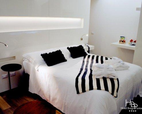 Camera Unique Suite Hotel Borgo Pantano