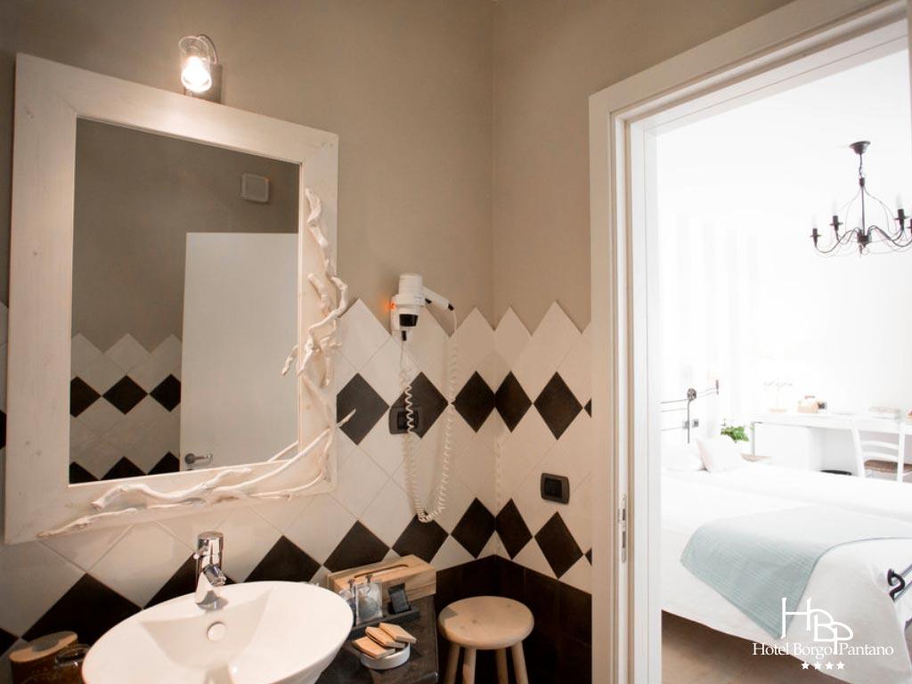 Camere Comfort Hotel Borgo Pantano