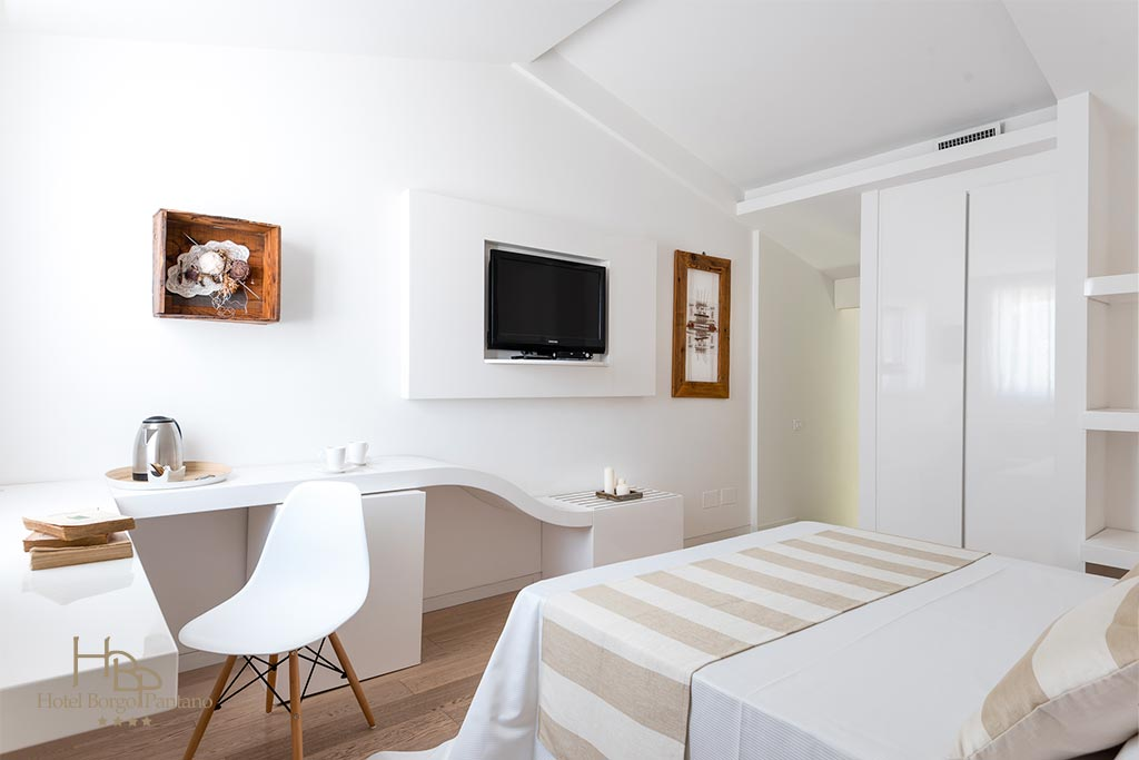 Rooms Junior Suite Hotel Borgo Pantano