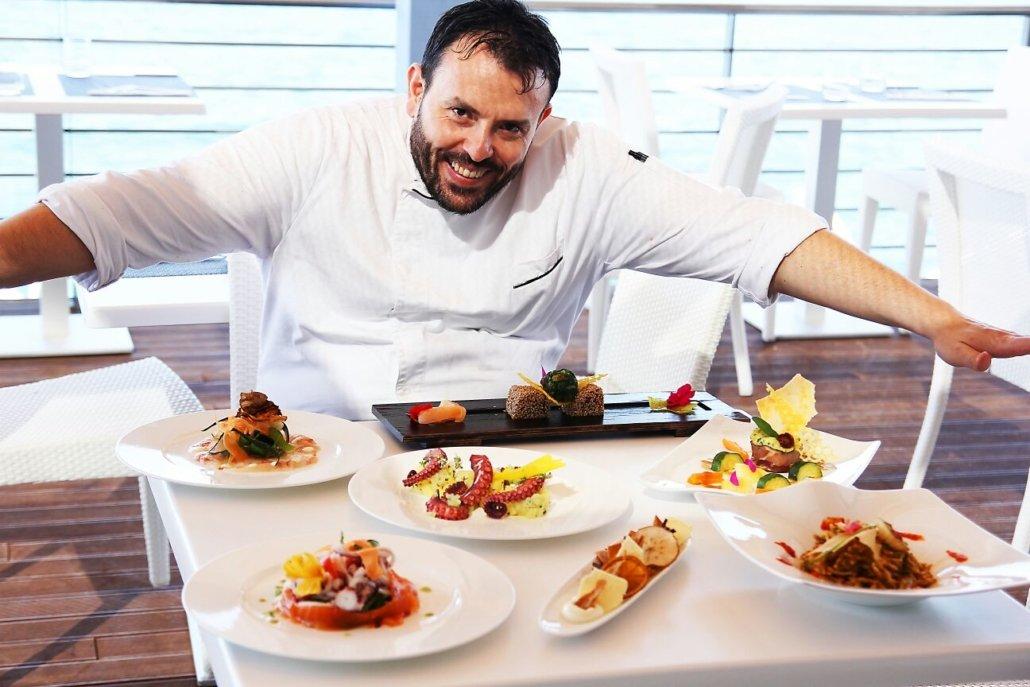 Chef Carmine Picariello Ristorazione & Cerimonie Hotel Borgo Pantano