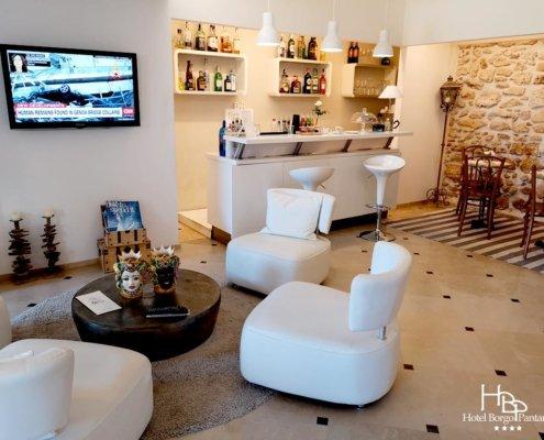 hall Hotel Borgo Pantano