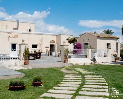 Hotel Borgo Pantano Siracusa