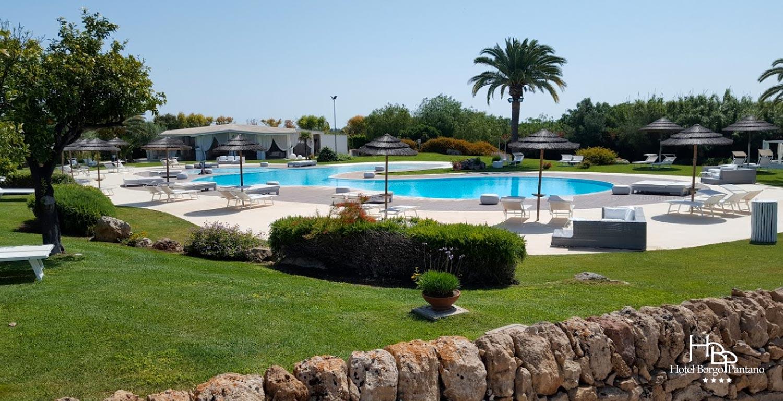 Borgo pantano hotel a siracusa 4 stelle con piccola spa for Hotel ortigia con spa