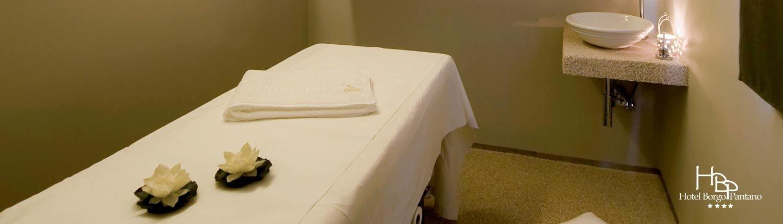 Centro benessere massaggio