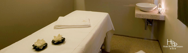 massaggio hotel borgo pantano