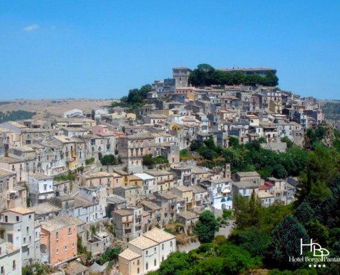 Ragusa - ville baroque