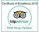 TripAdvisor Eccellenza 2018
