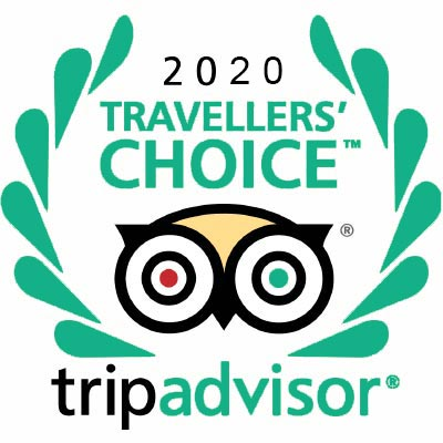 travelllers' choice 2020 tripadvisor