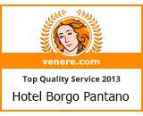 Top Of Quality 2013 - Awards Team di Venere.com