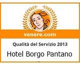 Qualità del Servizio 2013 - Awards Team di Venere.com